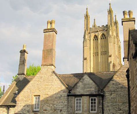 City of Wells Almshouses